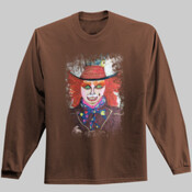 T-Shirt, Mad Hatter - Long-sleeve T-Shirt