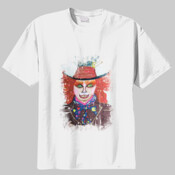 T-Shirt, Mad Hatter - 100% Cotton Tee