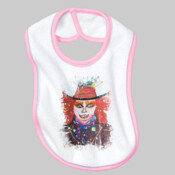T-Shirt, Mad Hatter - Baby Bibs