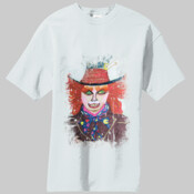 T-Shirt, Mad Hatter - 100% Cotton Essential T Shirt
